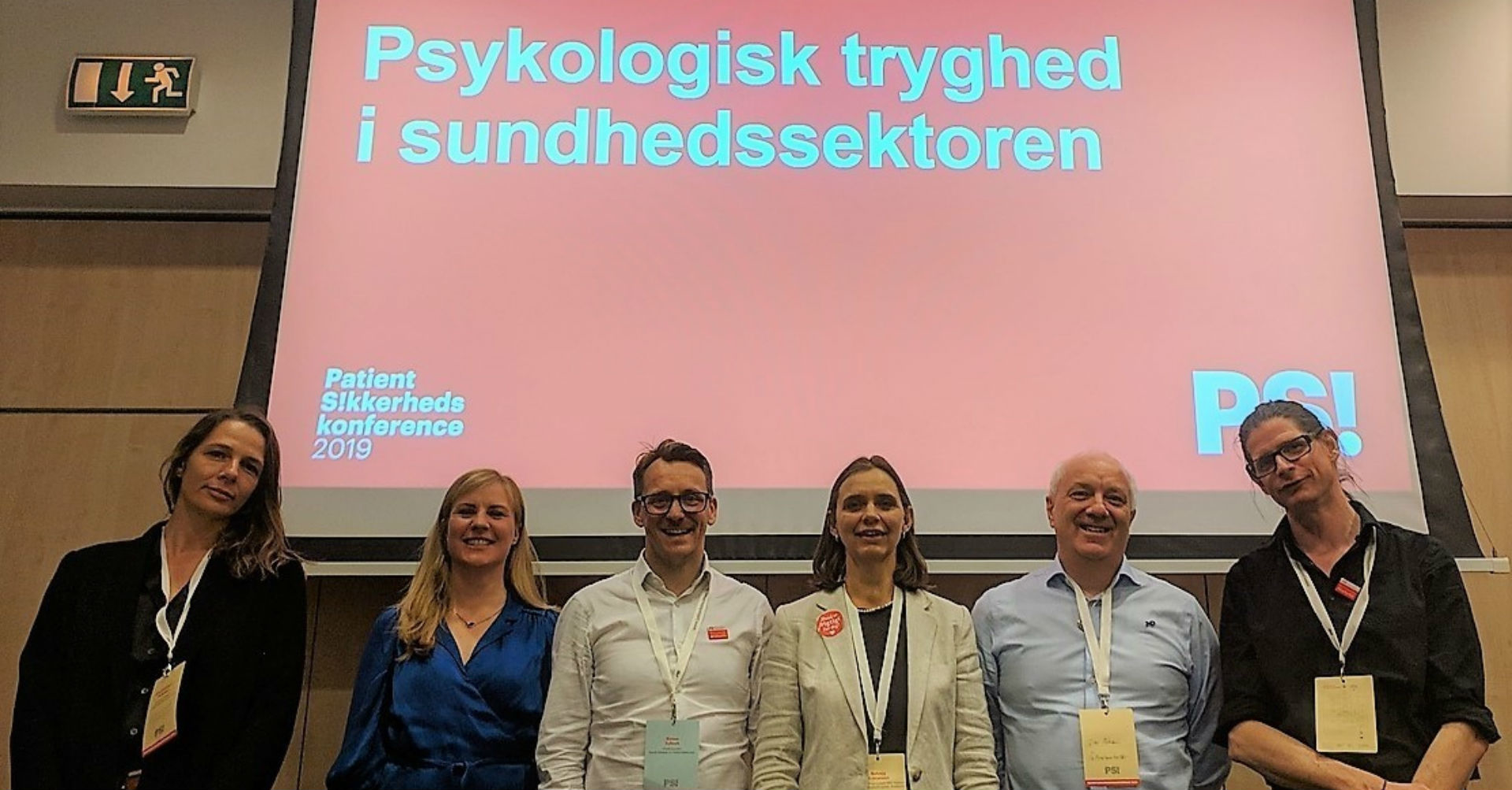 Workshop april 2019: Psychological Safety in Healthcare